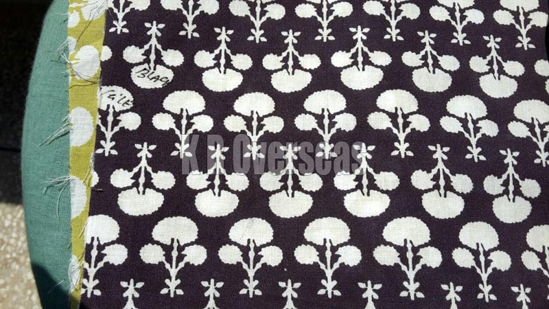 Mahavi Printed Cotton Fabric