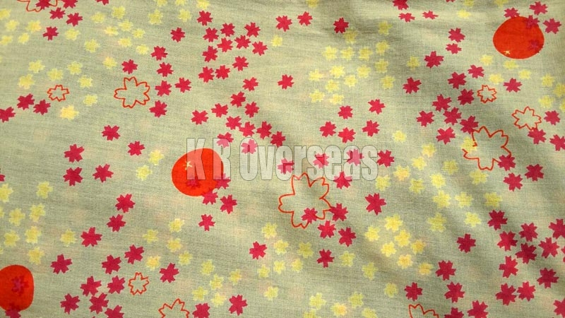 Naomy Printed Cotton Fabric