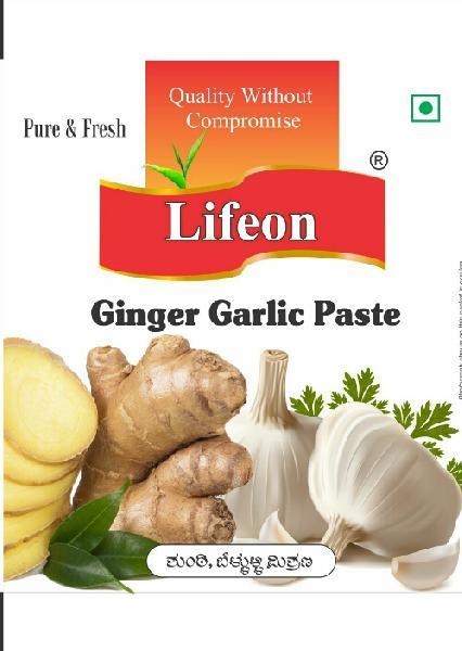 Lifeon Ginger Garlic Paste