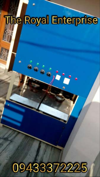 Fully Automatic Single Die Machine