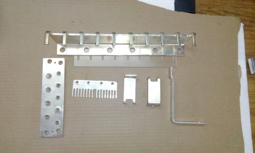 Copper Electrical Busbars