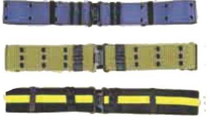 Mens Canvas Belts