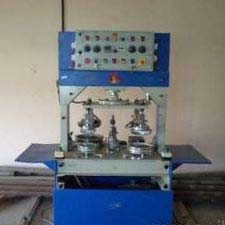 Hydraulic Automatic Four Die Plate Making Machine