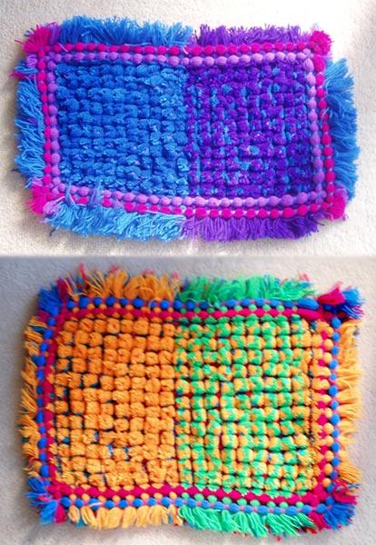 Woolen Mat