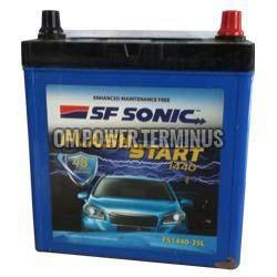 Exide SF Sonic Battery 01