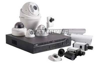 Hikvision CCTV Cameras and DVR
