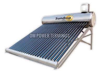 Sundrop Solor Water Heater