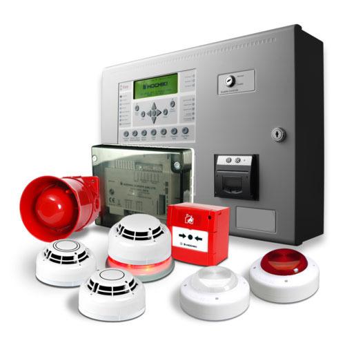 Fire Alaram System 01