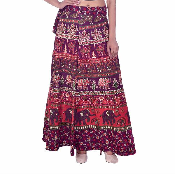 Rajasthani Wrap Around Skirts 02