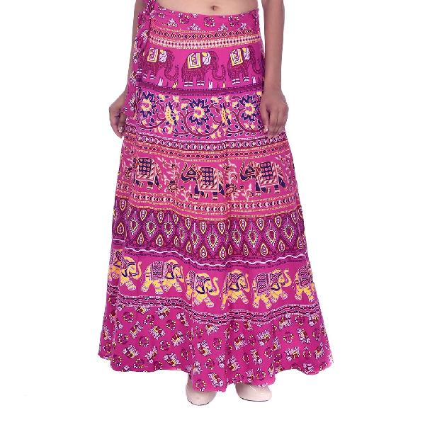 Rajasthani Wrap Around Skirts 04