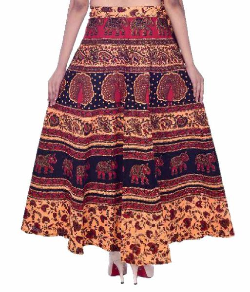 Rajasthani Wrap Around Skirts 05