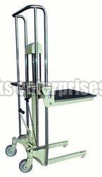 Hydraulic Platform Stacker