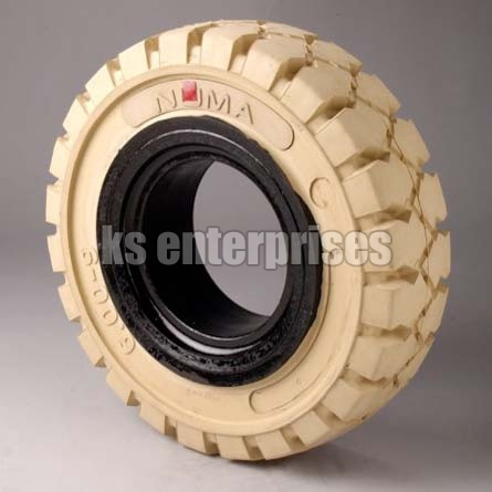 Non Marking Tyre