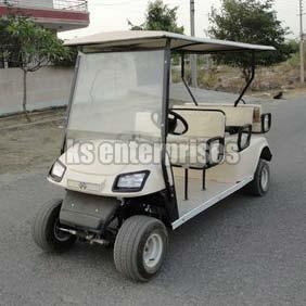 Six Seater Golf Cart