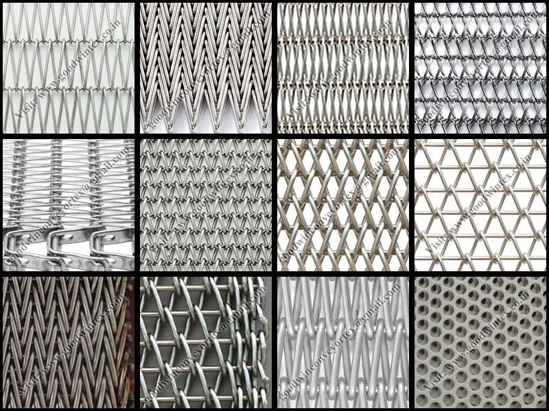 Balance Weave Wire Mesh Conveyor Belt Exporter & Supplier