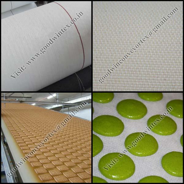 Open Cotton Canvas Conveyor Belt 03
