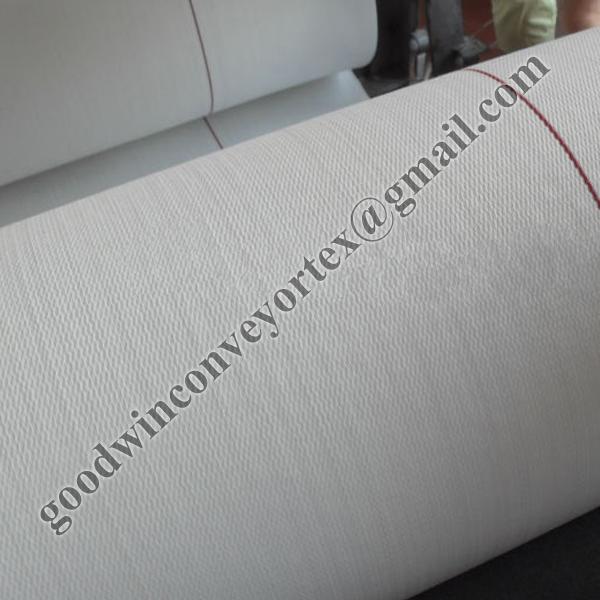 Open Cotton Canvas Conveyor Belt 01