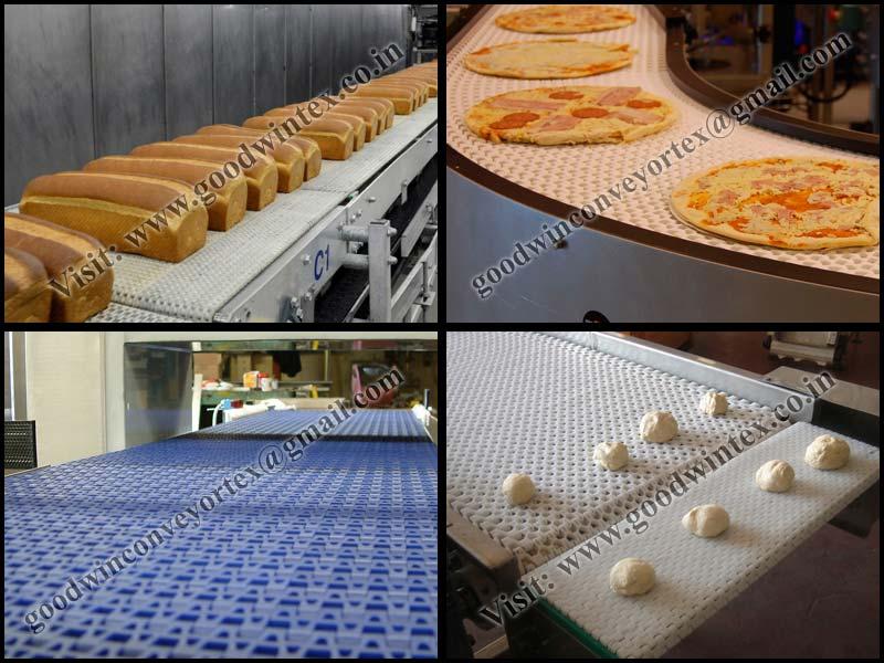 Plastic Modular Conveyor Belt 02