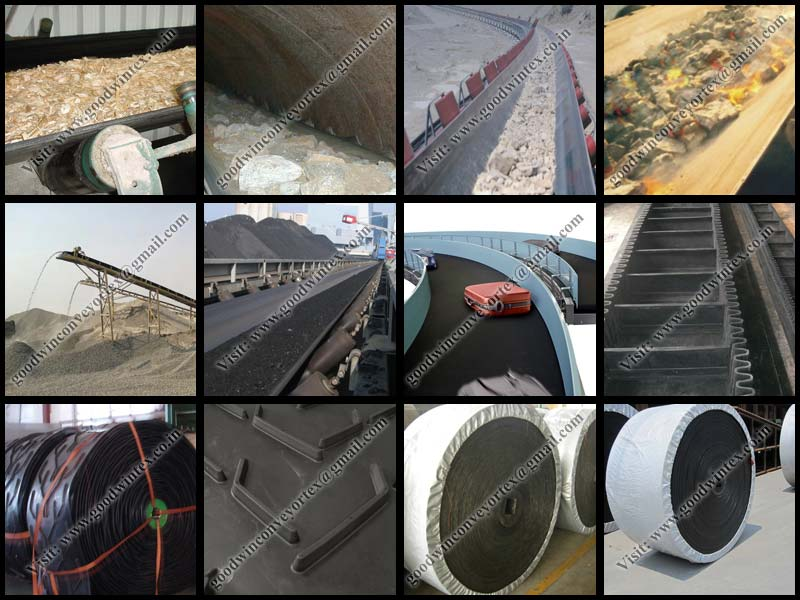 Rubber Conveyor Belt 03