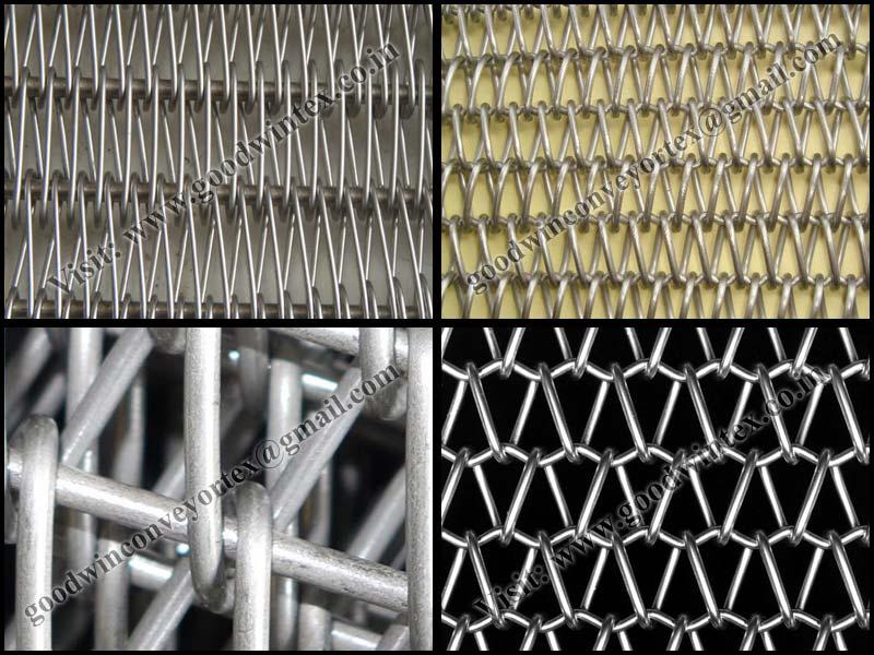 Steel Coil Conveyor Belt 02