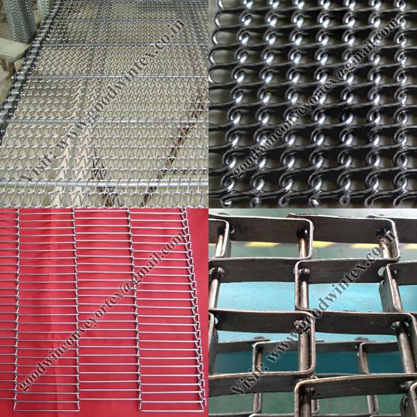Wire Mesh Conveyor Belt 01