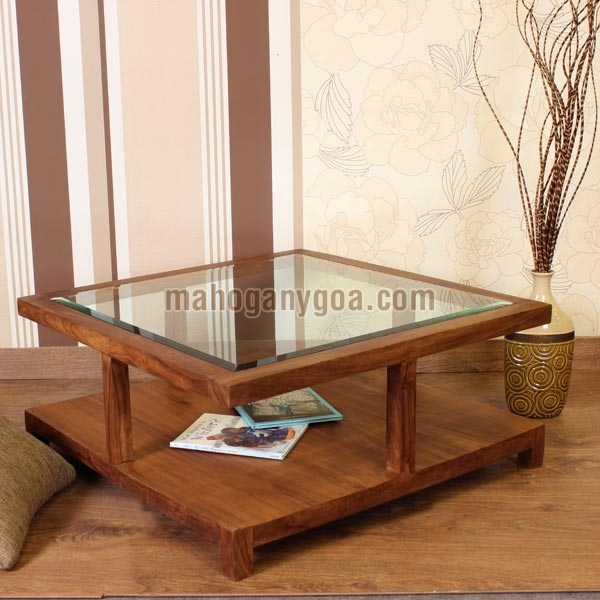 Our Company Is An Eminent Name, Which Is Counted Among The Top Suppliers Of Wooden  Center Table. It Is Gaining High Popularity Due To Its Sturdy ...