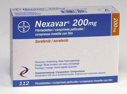 Nexavar Tablets