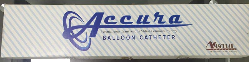 Accura Balloon Catheter