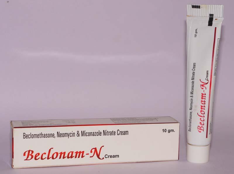 Beclonam-N Ointment