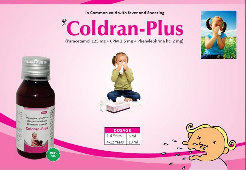 Coldran-Plus Syrup