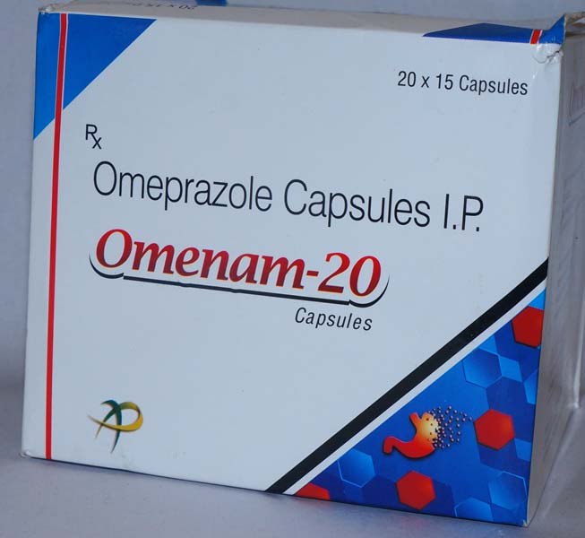 Omenam 20 Mg Capsules