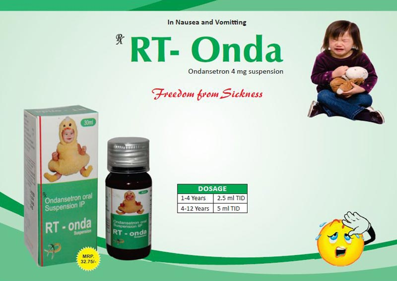 RT Onda SyrupRT Syrup Manufacturers In Gujarat