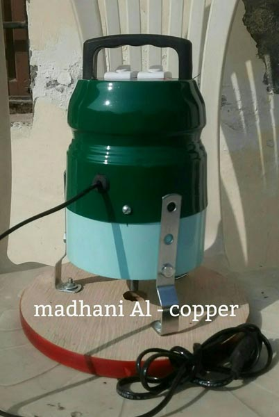 Madhani Al- Copper