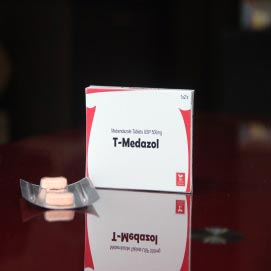 T-Medazol Tablets