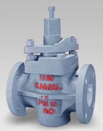 Straight Way Lubricated Taper Plug Valve