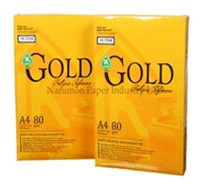 Paperline Gold Paper 01