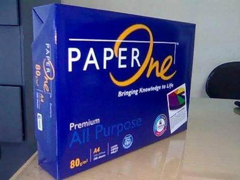 Paper One A4 Copy Paper (80GSM)
