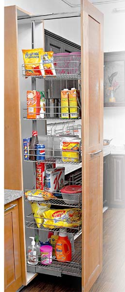 6 Layer Storage Rack