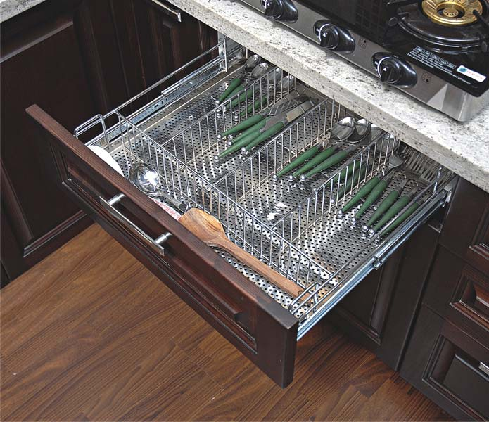 Stainless Steel Multi Use Basket