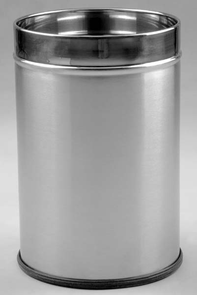 Plain Metal Dustbin