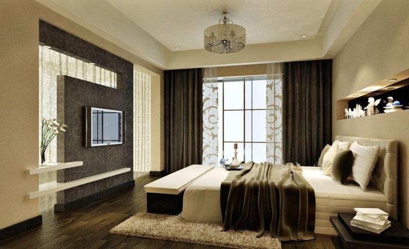 Bedroom interior designing services in ghaziabad uttar pradesh for Bedroom samples interior designs