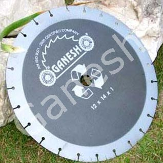 Stone Cutting Circular Saw Blade