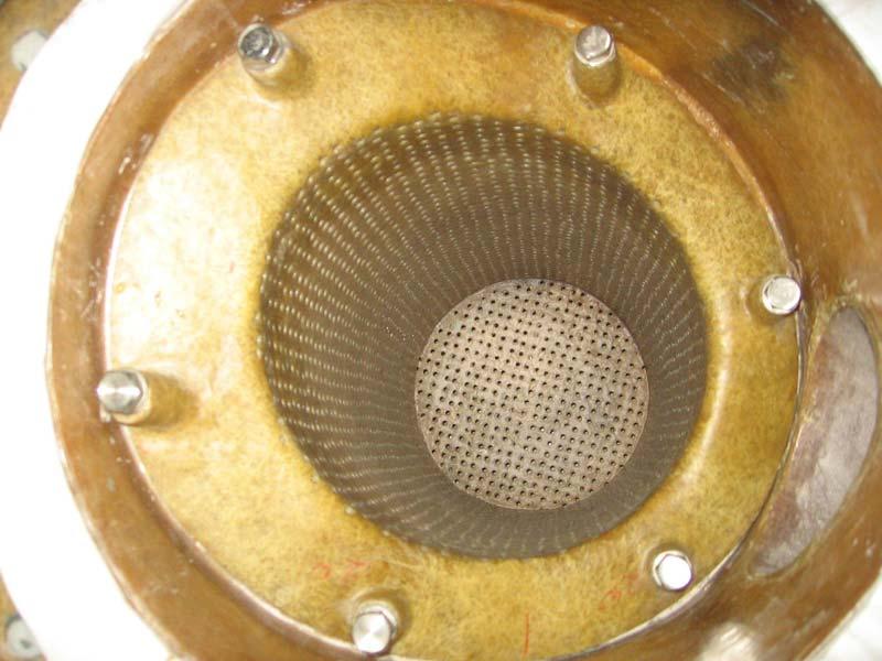 FRP Pressure Nutsche Filter