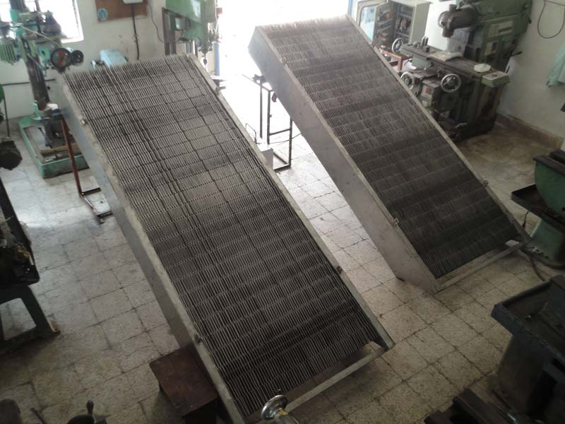 Mechanical Fine Bar Screen