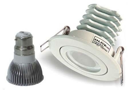 LED Down Lights