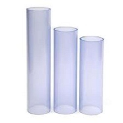 PVC Transparent Pipes