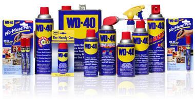 WD-40 Spray Lubricant