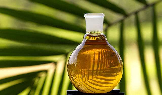 Non-Refined Palm Oil