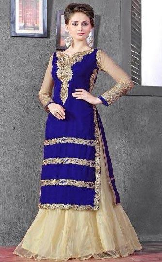 Ladies Party Wear Dress Modern Party Wear Dress Suppliers