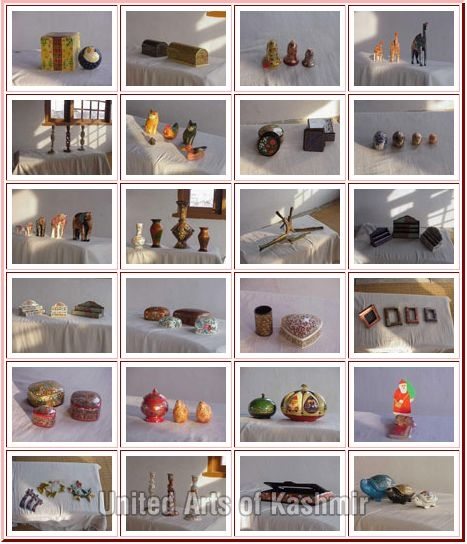 Papier Mache Products